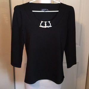 Jones New York signature high-quality knit top